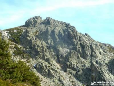 Guadarrama;Pico de la Najarra-hayedo de irati cinta mochila federacion de escalada